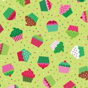 Cupcake Sprinkles (Merry)
