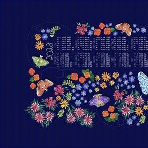 Midnight in the Garden Calendar