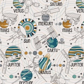 Space Exploration // SMALL