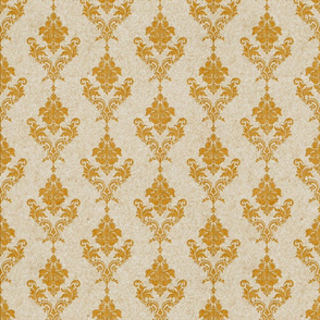 Vintage Damask wallpaper_small scale