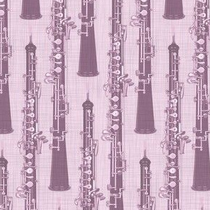 Oboe Stripe Pink Dolce
