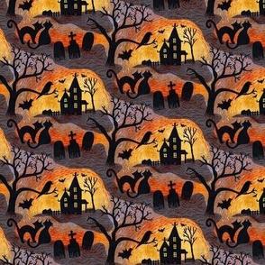 Spooky Halloween Haunts (s)