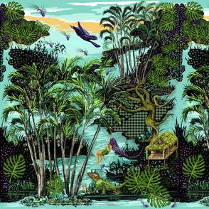 Fantasy escape  Island