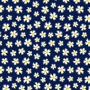 Ditsy Floral Blue