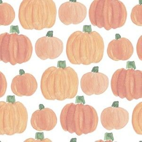 washed out pumpkins