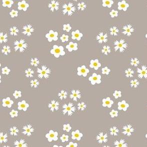 Calico Meadow Dove Grey