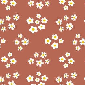 Calico Meadow Rose Pink