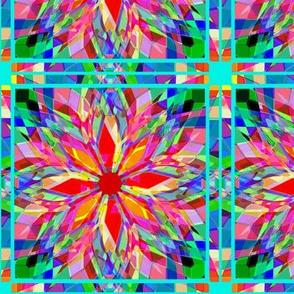 StainglassKaleidoscopeTile5