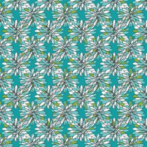 lilies_quiet_blue_background