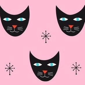 Retro Kitty-Pink