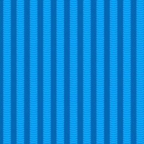 Robot Leg Stripe - Dk Blue V2.1