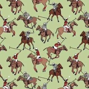 Polo Ponies for girls