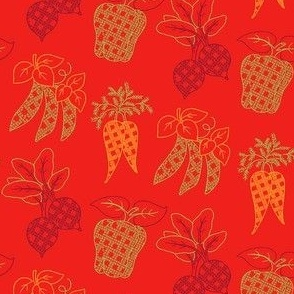 Needle Point Vegetables 1a