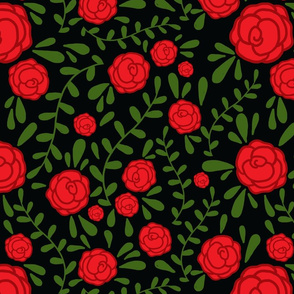 The Rose Garde