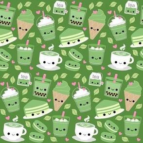 Happy Green Tea Matcha