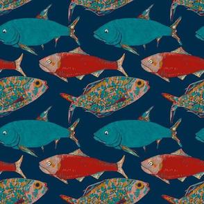 One way fish