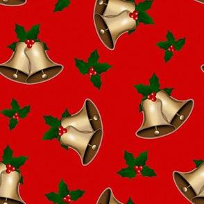 sleigh bells - red - medium