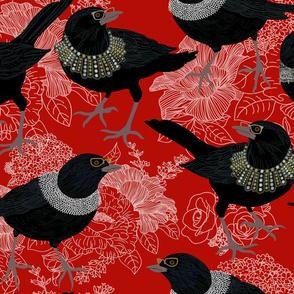 RUTH BADER GINSBIRD red