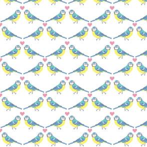 Stitch X Birds