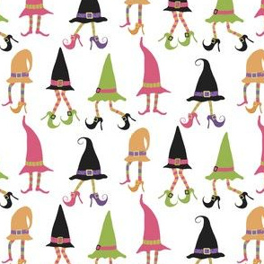 Little Witch, Big Hat B|Renee Davis