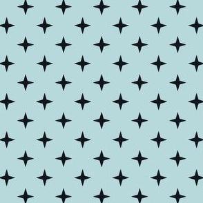 Mini-Stars - Aqua Glow