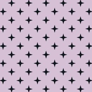 Mini-Stars - Light Violet