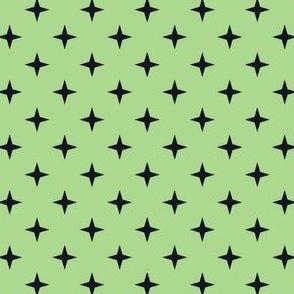 Mini-Stars - Sea Green