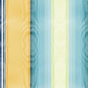 Retro Moire Stripe ~ Variation 6