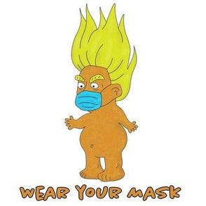 Troll Mask 2