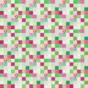 Quilt Sampler Mini Patchwork