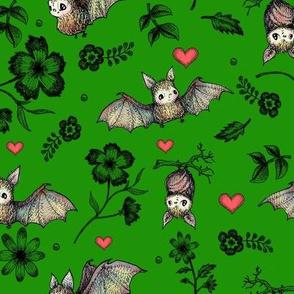 Bats & Hearts