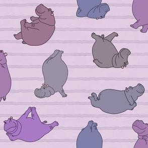 Hippo Workout 'purple'