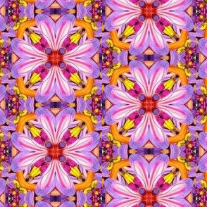 Peter's Painted Petals - Flower Power 10