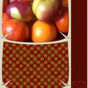PURSE - Life lobs a few tangerines, too