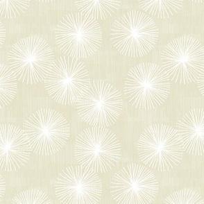 Small Dandelions M+M Quinoa by Friztin