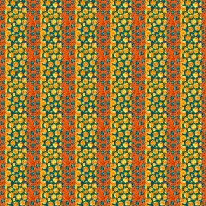The Summer of Orange: Mini Prints - Stripes and Dots