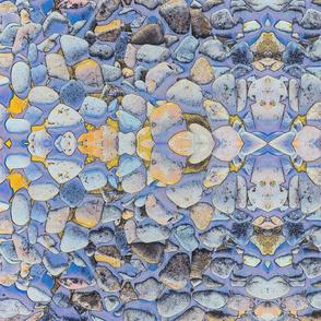 Blue Ocean Rocks