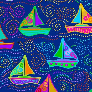 Favorite Sport - Sailing!
