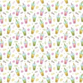 Sweet Boba Tea