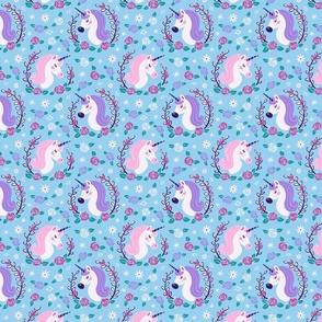 Whimsical Unicorns 2