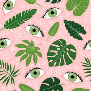 Leaves and Eyes