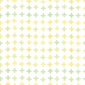 Lemon and Lime Crosses