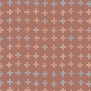 Cool Tone Crosses