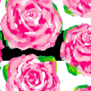 Lizzie pink stripe lg