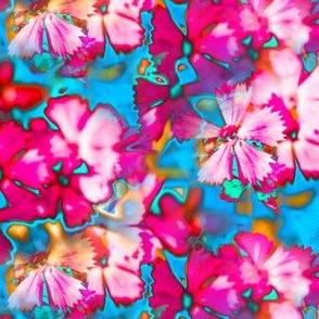 I dream in colors - clove pink