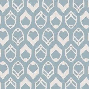 Sigil Window - Dove Blue/Grey (small)