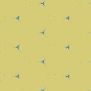 Yellow star blender