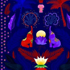 Tropical-Elephants