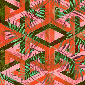 Tropical Jungle Illusion