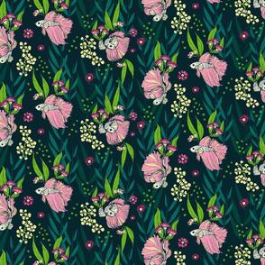 Betta Blossoms